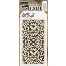 THS091 Stampers Anonymous Tim Holtz Layering Stencil - Flames
